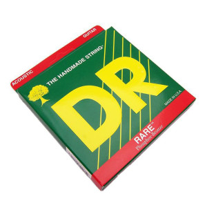 DR Rare Acoustic Guitar Strings 12-53