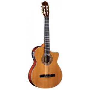 Fina FC1045CEQ Classical Acoustic with Pickup