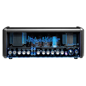 Hughes & Kettner GrandMeister 36 Tube Head 1