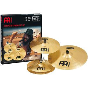 Meinl HCS Cymbal Set -Standard
