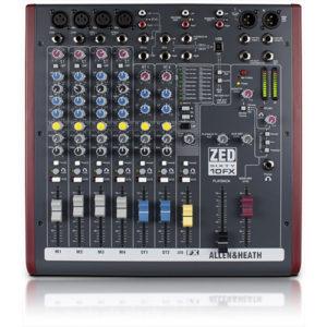 Allen-&-Heath-ZED-60-Mixer
