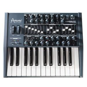 Arturia-MiniBrute-Analog-Synthesizer