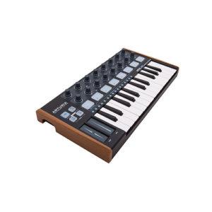 Arturia-MiniLab-Black---Hybrid-Keyboard-Controller-1