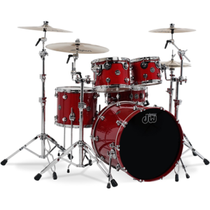 DW-Performance-4-Piece-Shell-Pack--Candy-Apple
