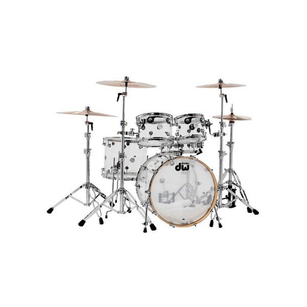 DW Design Series 5 Piece Drum Shells