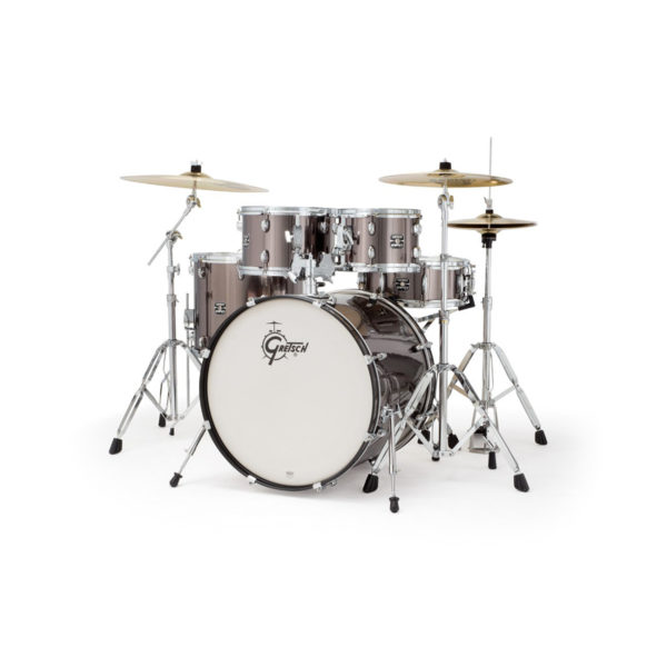 Gretsch-Energy-5-Piece-Drum-Kit-Grey-1