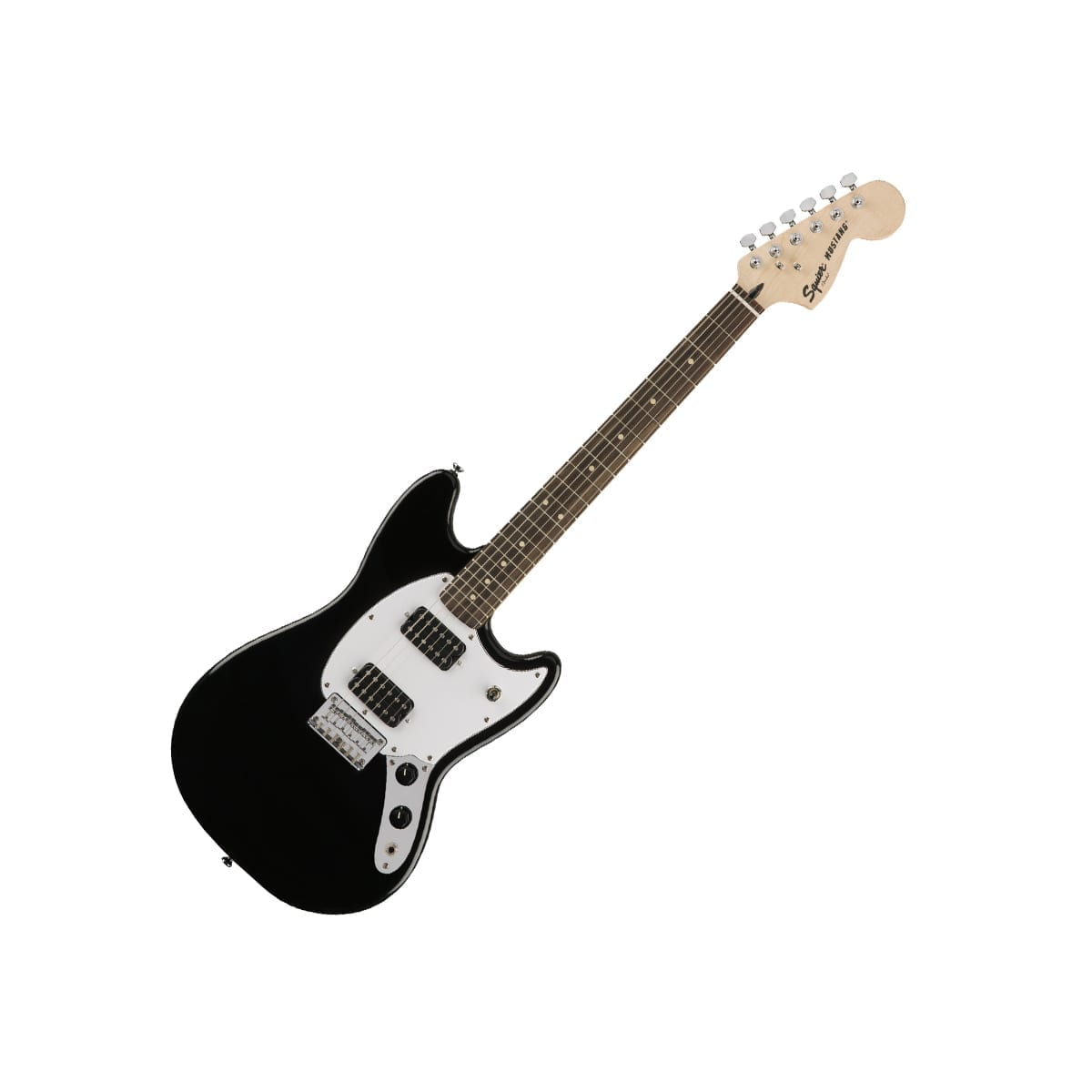 Fender Squire Bullet Mustang - Black