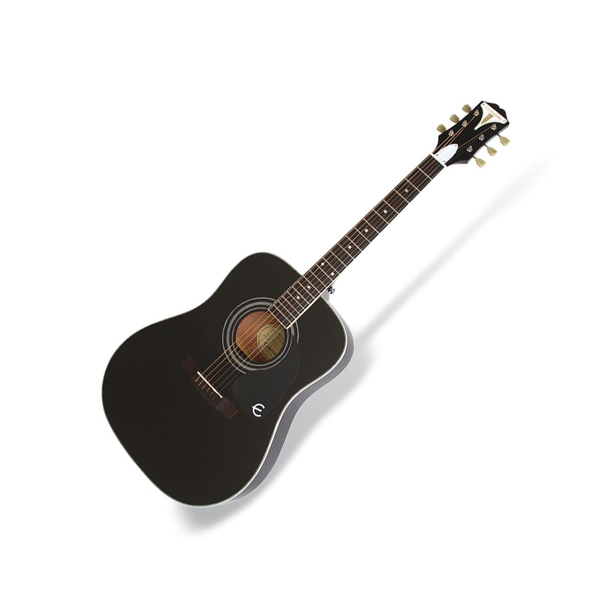 Epiphone Pro 1 Plus Acoustic Ebony