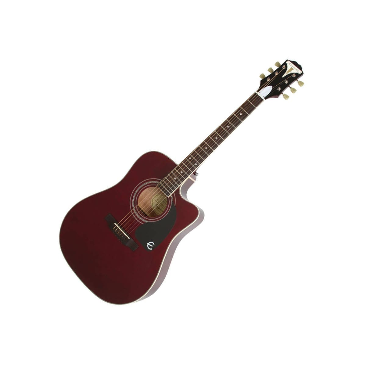 Epiphone Pro 1 Ultra Acoustic Wine Red