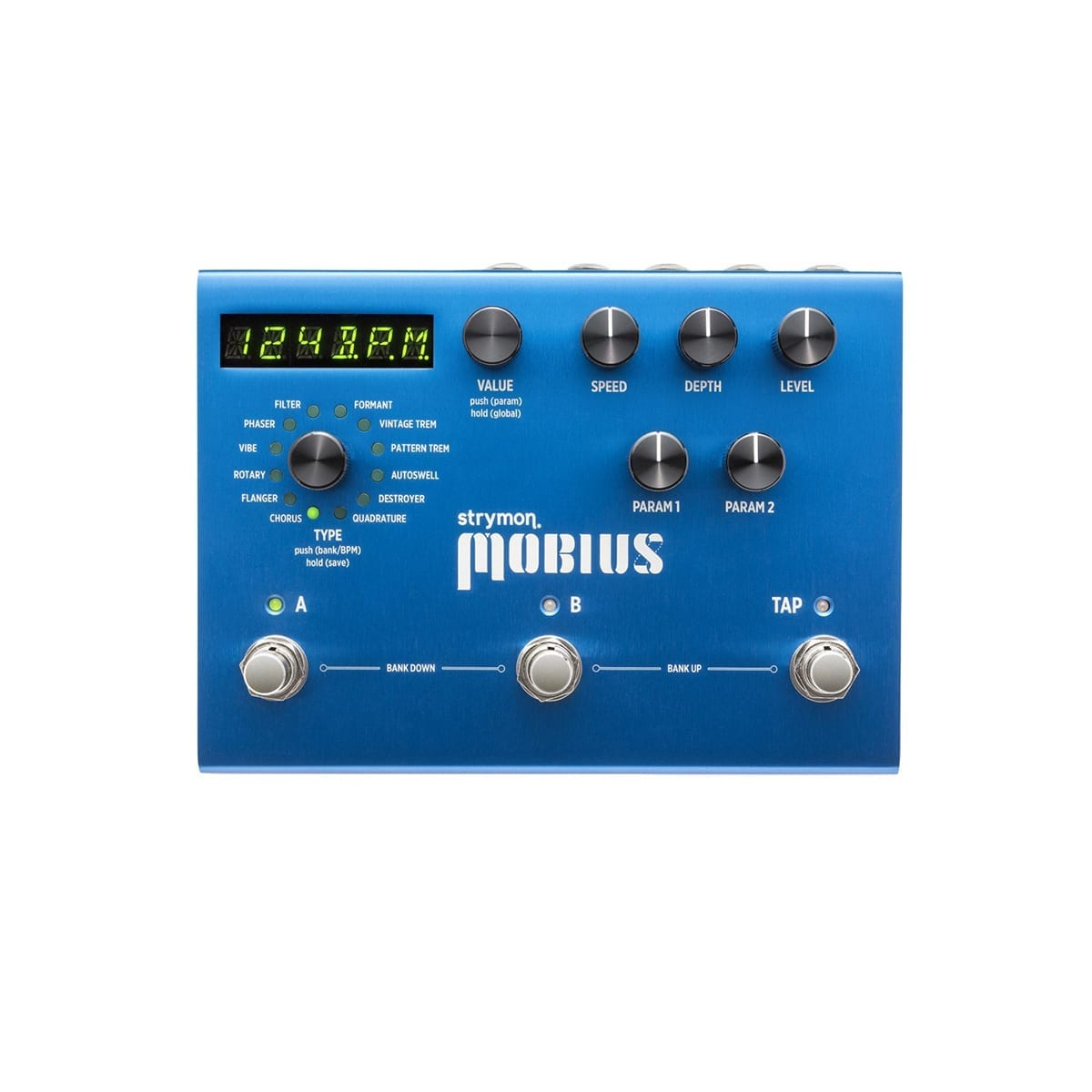 Strymon Mobius Multi Modulation 1