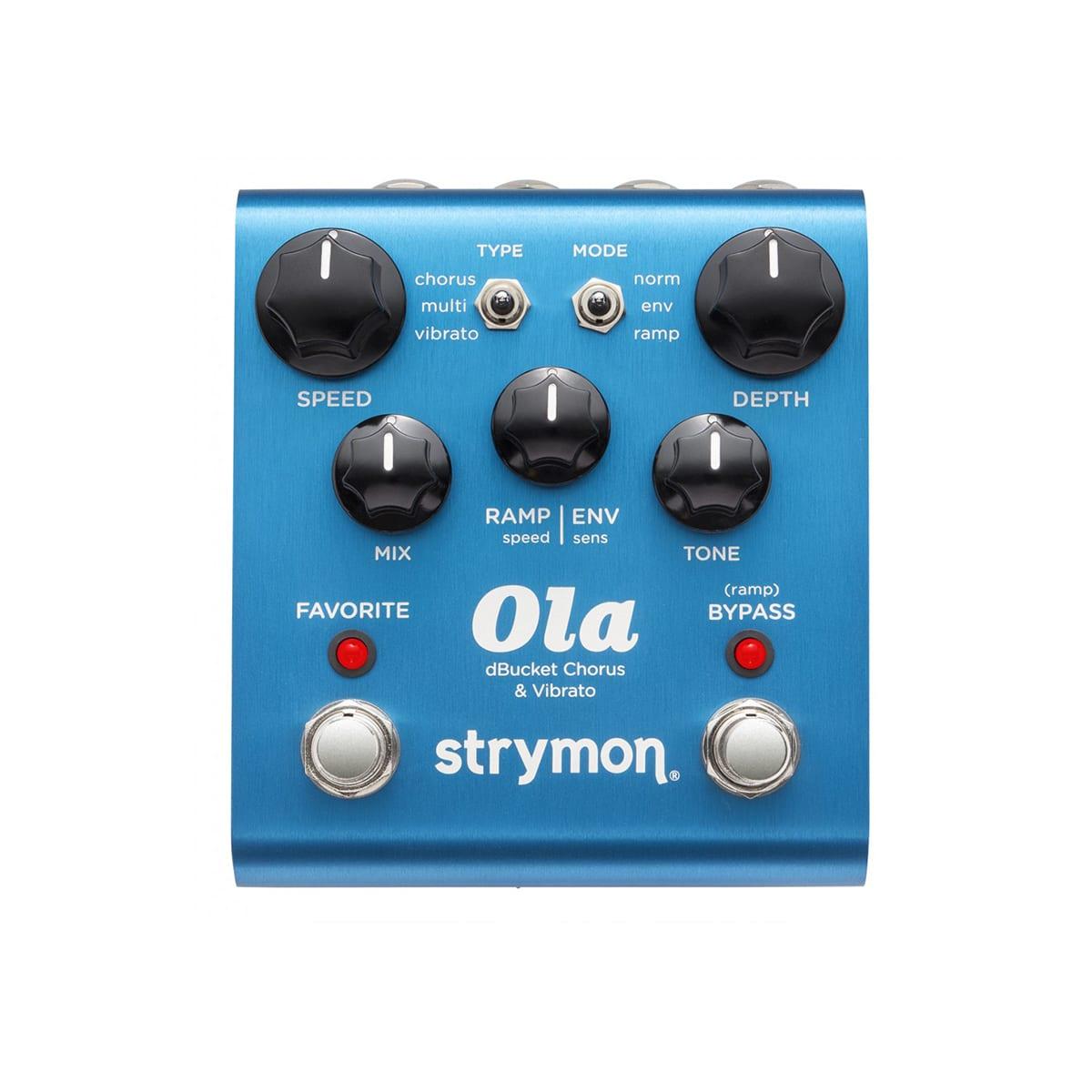 Strymon Ola dBucket Chorus Vibrato