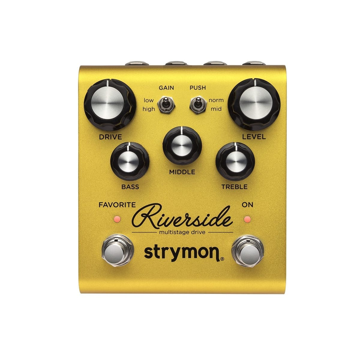 Strymon Riverside Pre Amp Overdrive