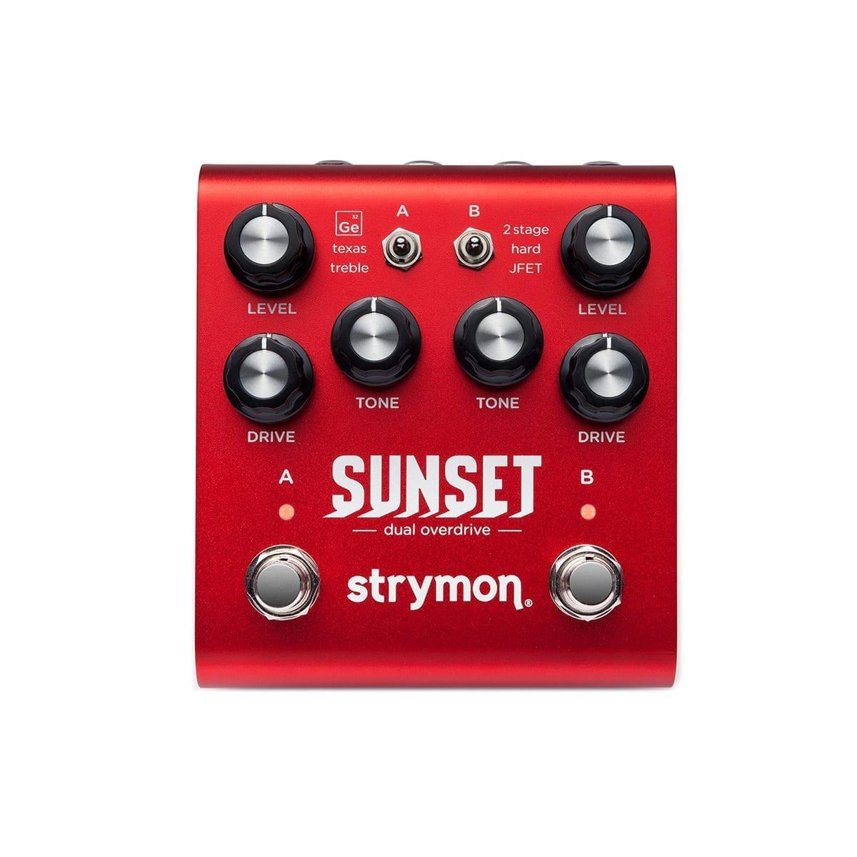 Strymon Sunset Overdrive & Distortion