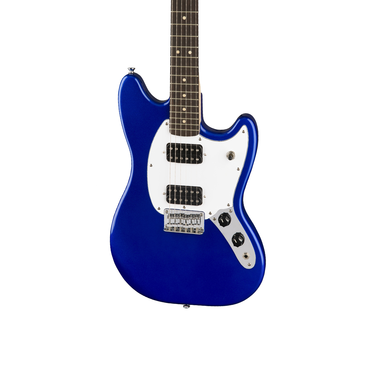 Fender Squire Bullet Mustang – Imperial Blue 2
