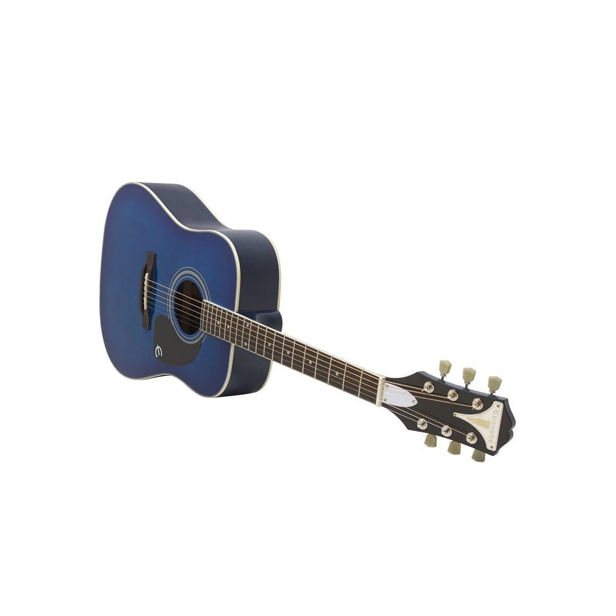 Epiphone Pro 1 Acoustic Trans Blue