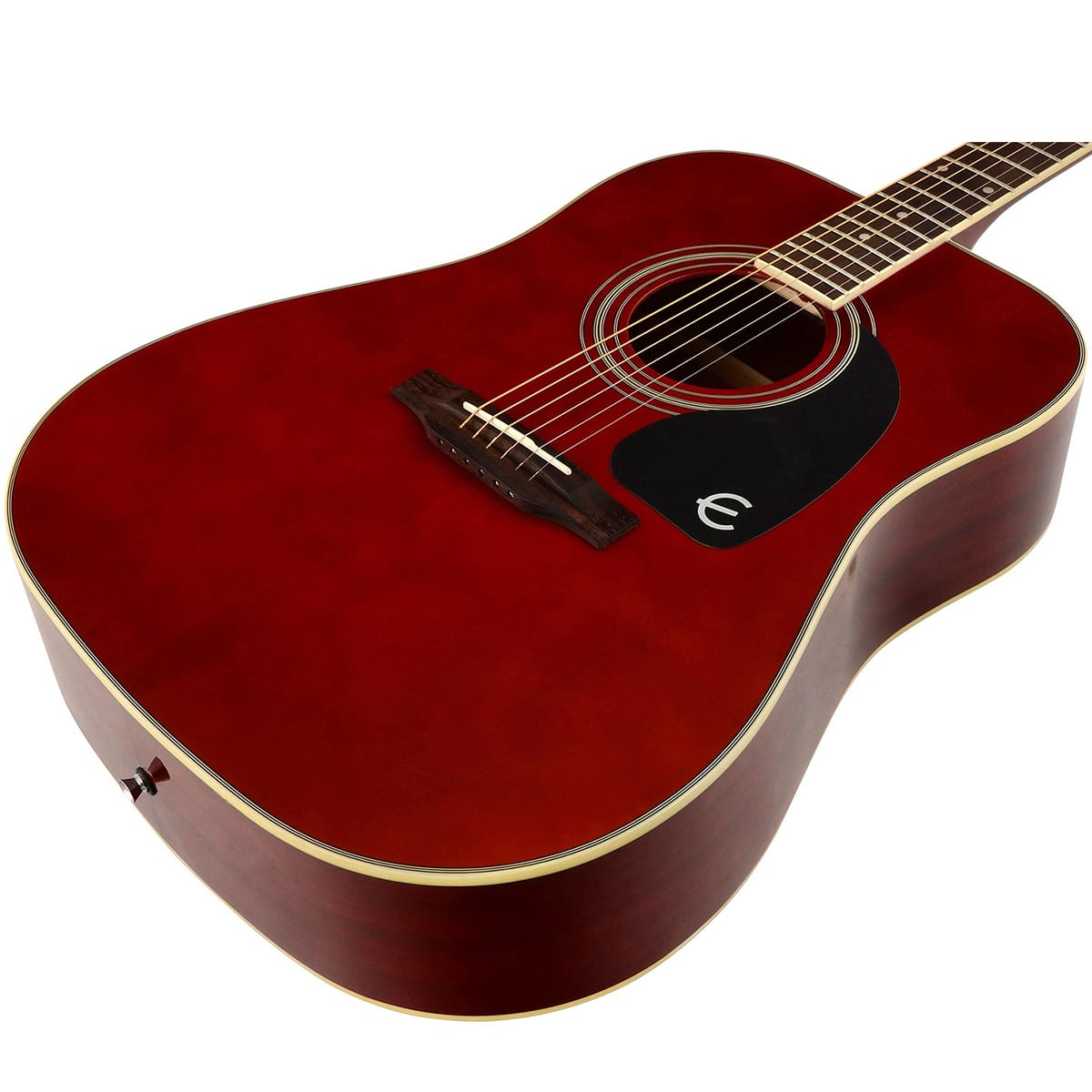 Epiphone Pro 1 Acoustic Wine Red
