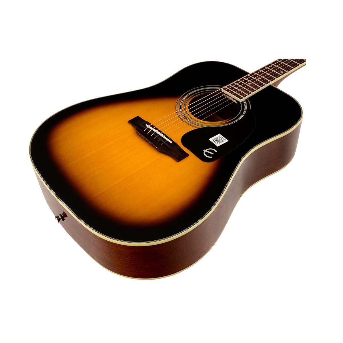 Epiphone Pro 1 Plus Acoustic Vintage Sunburst