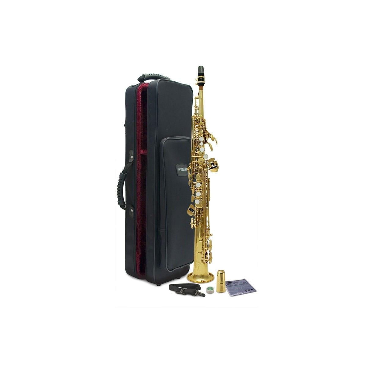 Yamaha YSS475 Soprano Saxophone