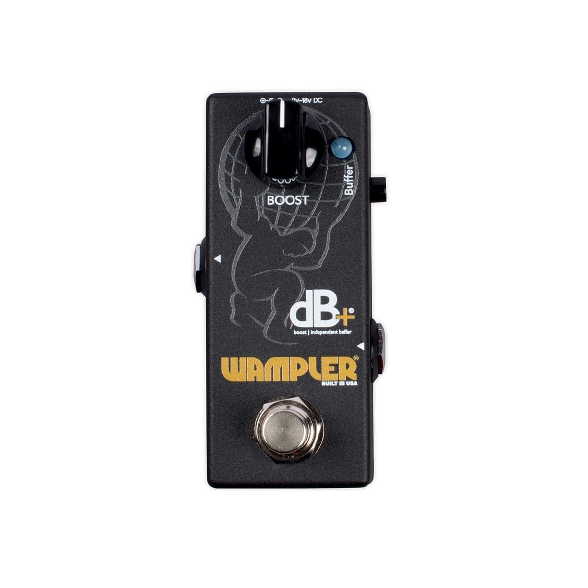 Wampler Decibel + Pedal