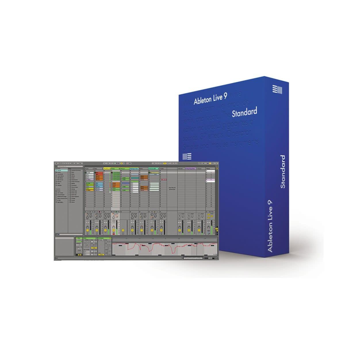 Ableton Live 9 Standard 1
