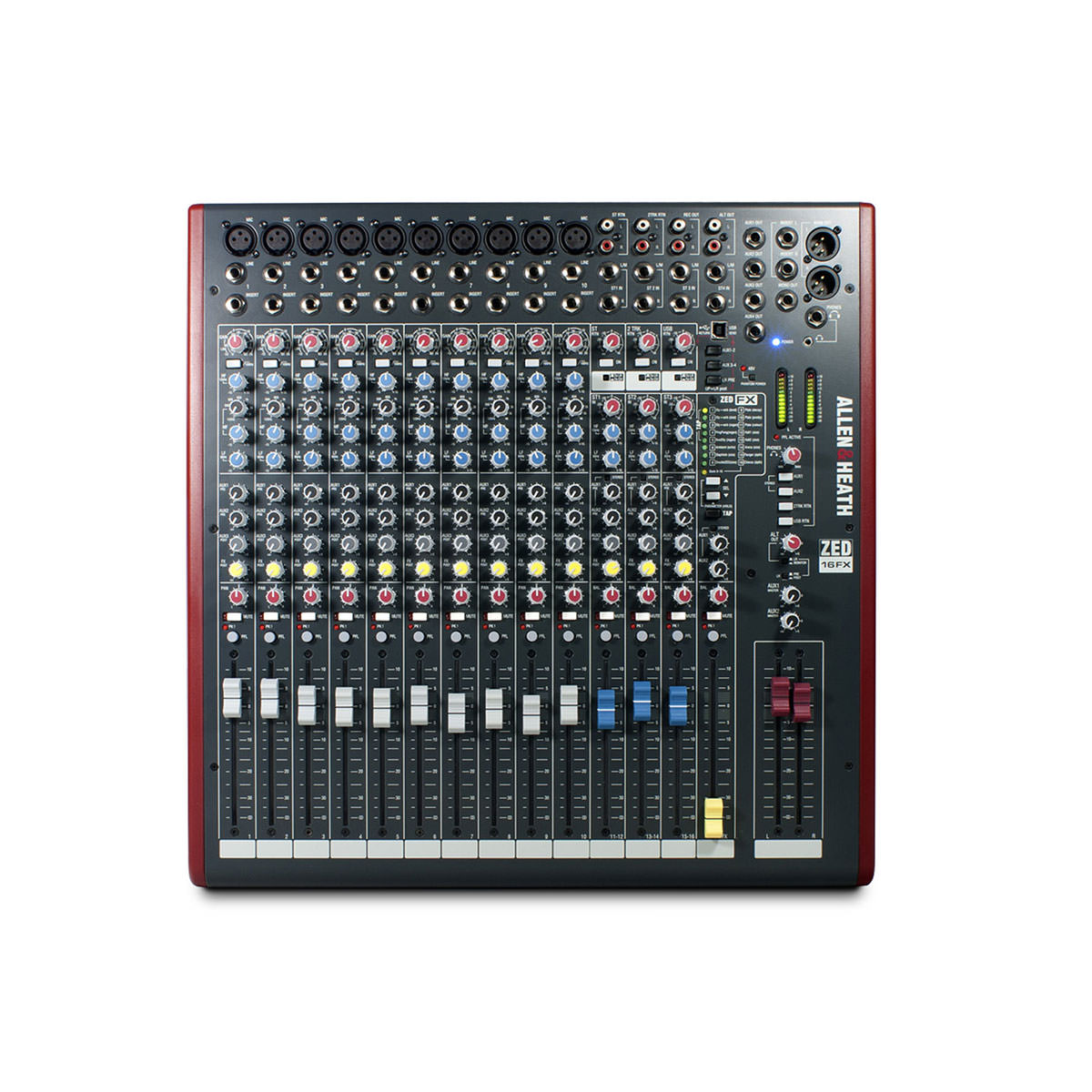 Allen & Heath ZED 16FX Mixer