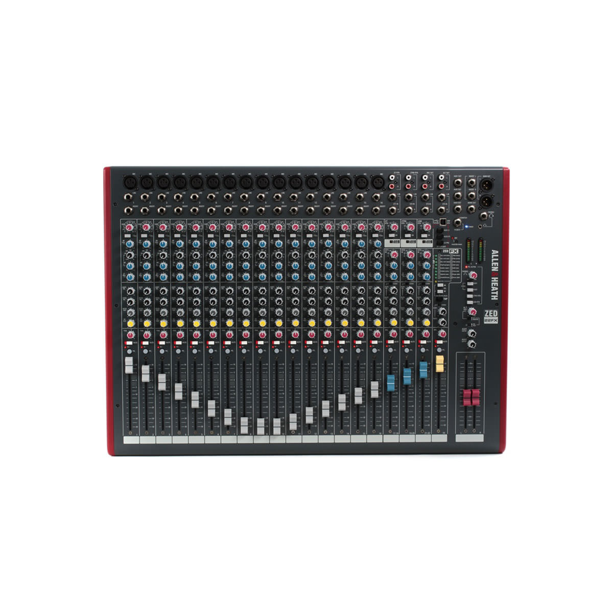 Allen & Heath ZED 22FX Mixer