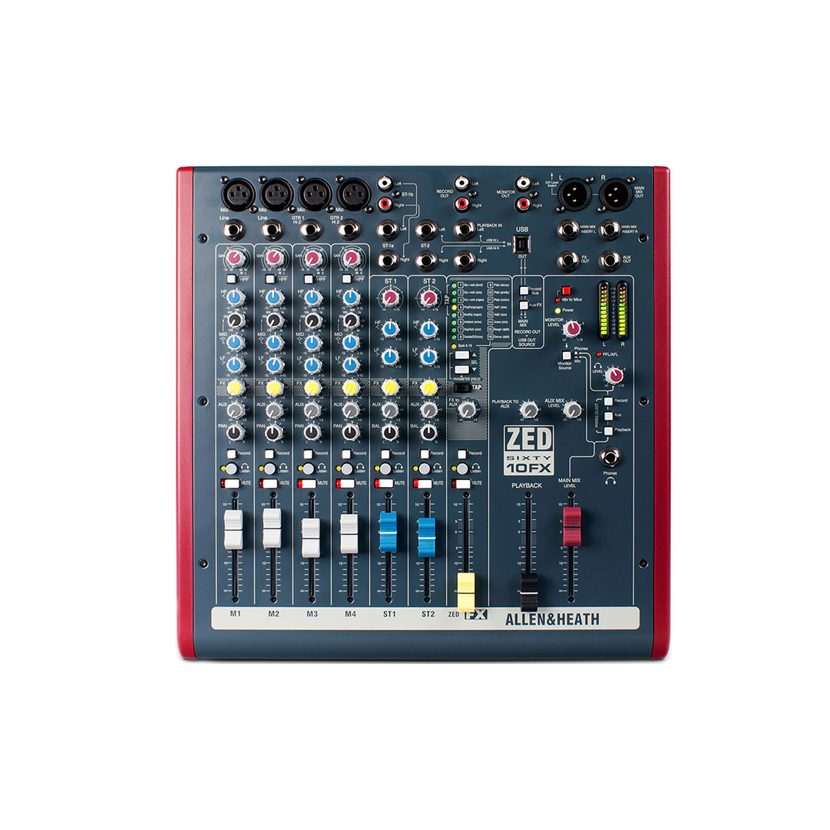 Allen & Heath ZED 60 10 FX Mixer