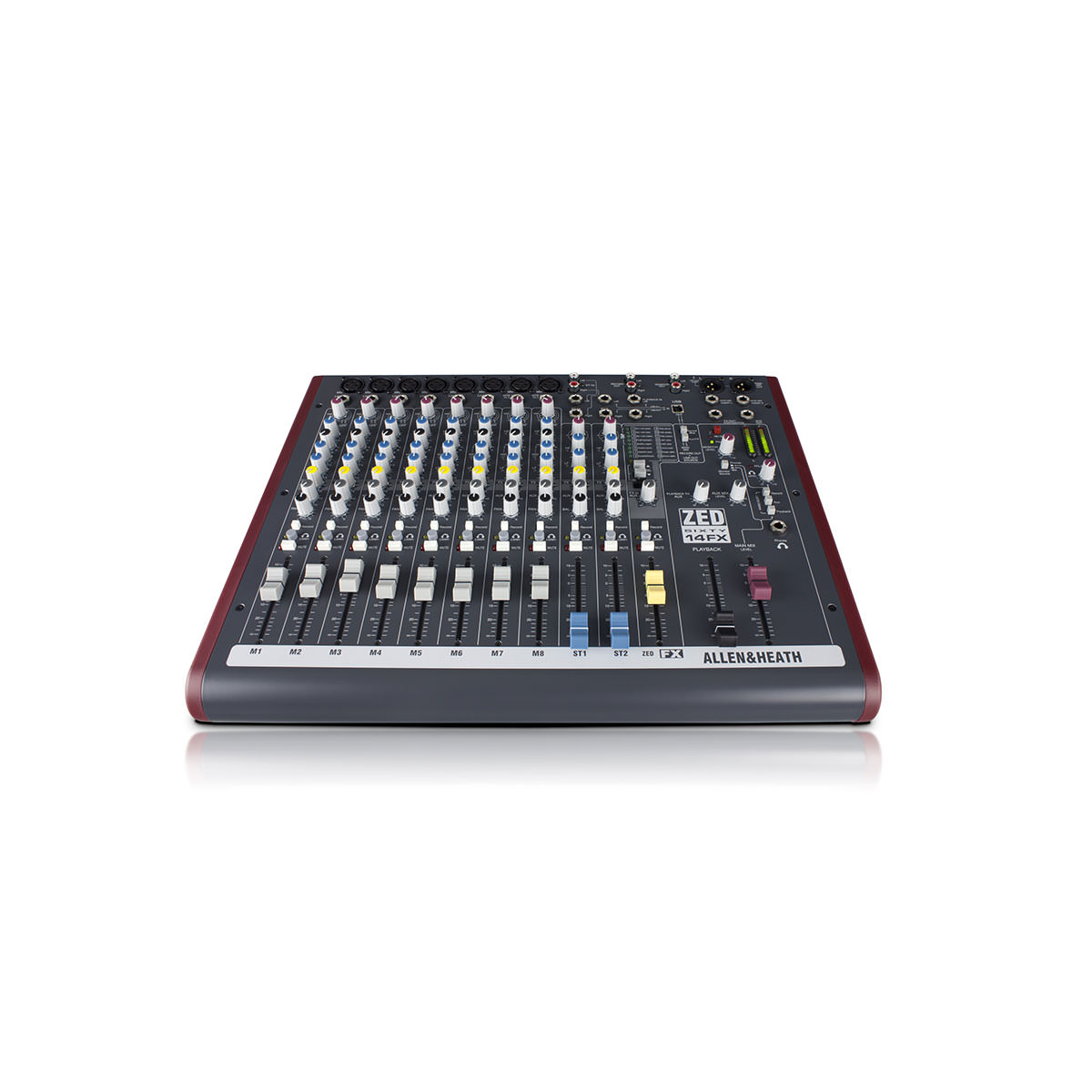 Allen & Heath ZED 60 14 FX Mixer