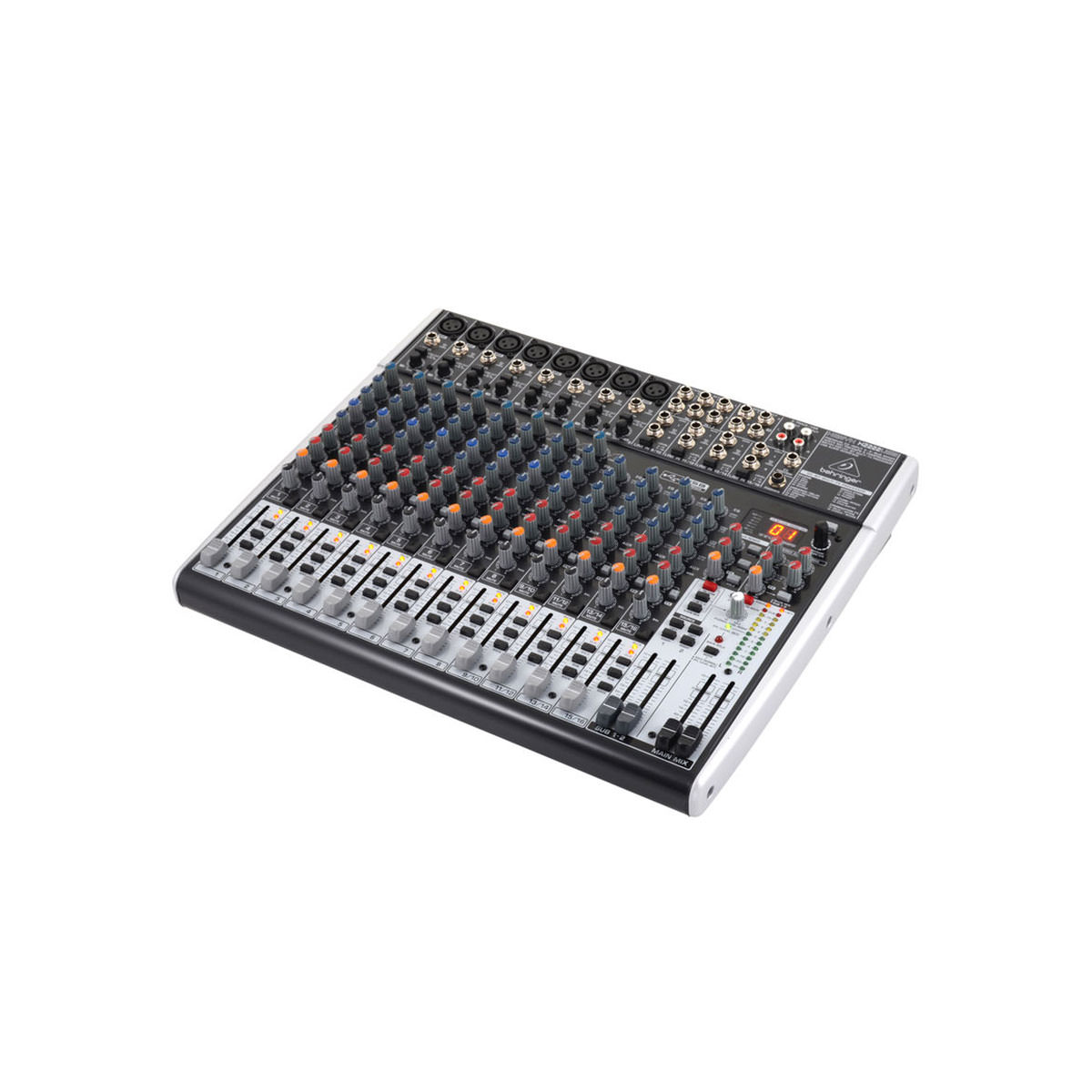 Behringer XENYX X2222 USB Mixer with Effects