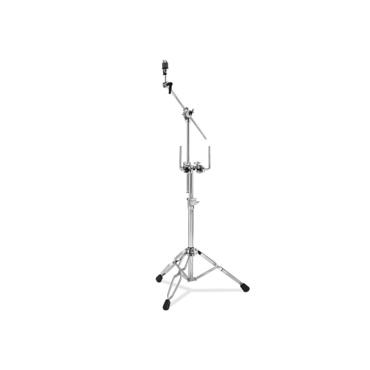DW 9934 Heavy Duty Double-Braced Double Tom/Cymbal Stand