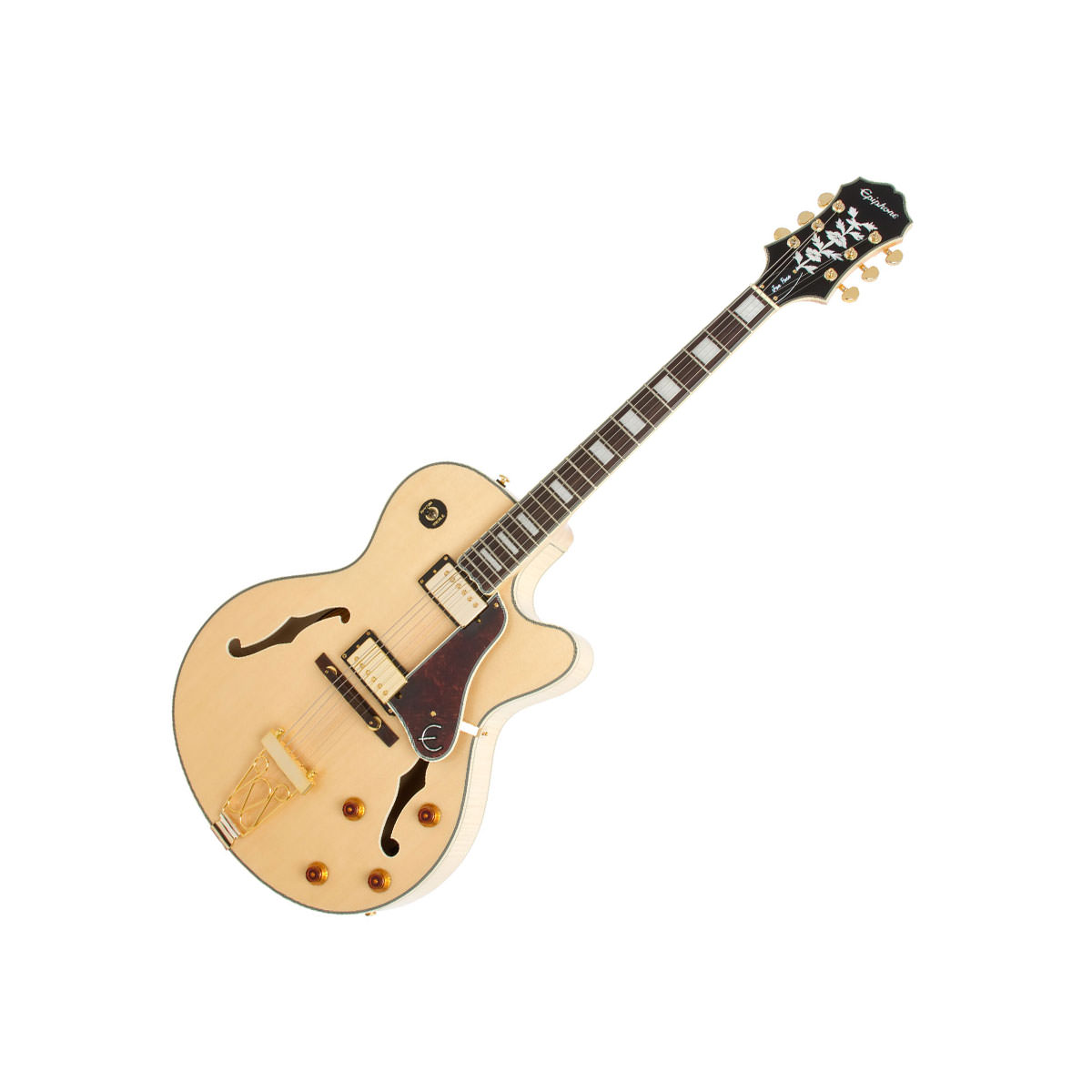 Epiphone Pro Joe Pass Emporer II Semi Hollow Body