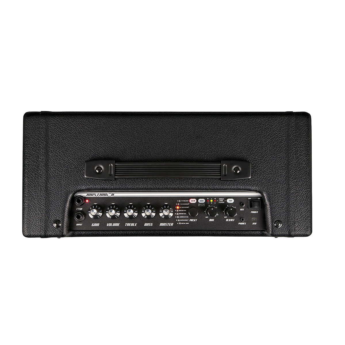 Fender Mustang III Combo Amp 3
