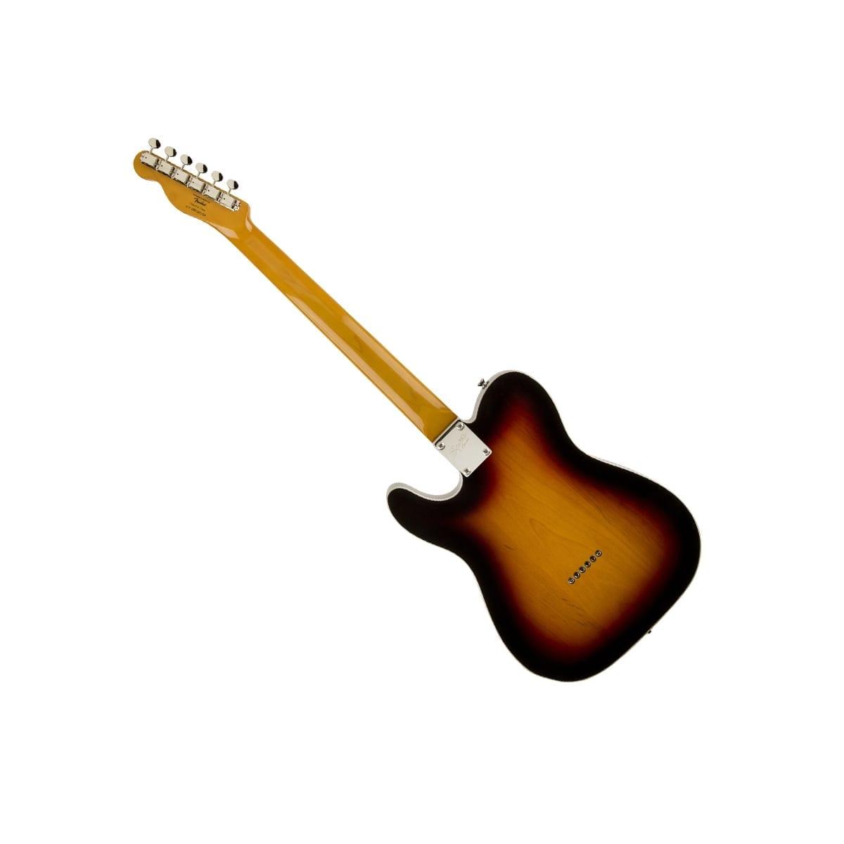 Fender Squier Classic Vibe Telecaster Custom - 3 Tone Sunburst