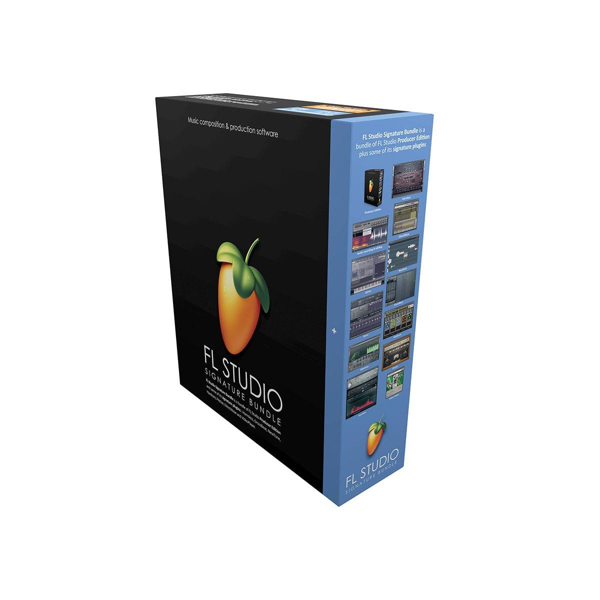 Imageline FL Studio 12 - Signature Edition