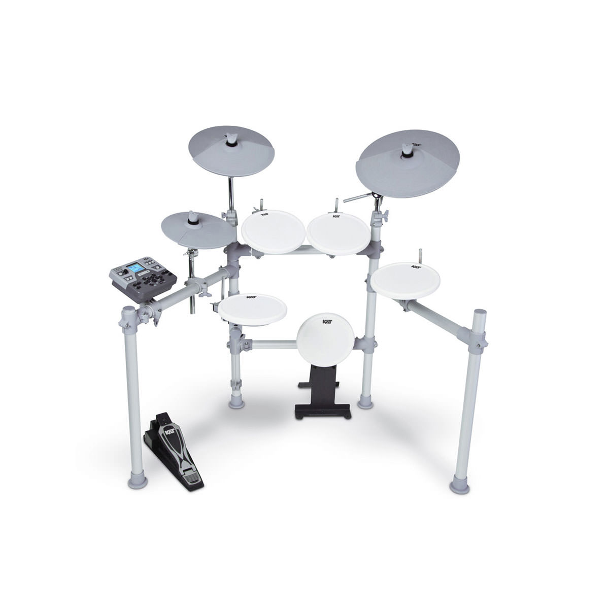 KAT KT4 Electronic Drum Kit (Excluding Pedal & Throne)