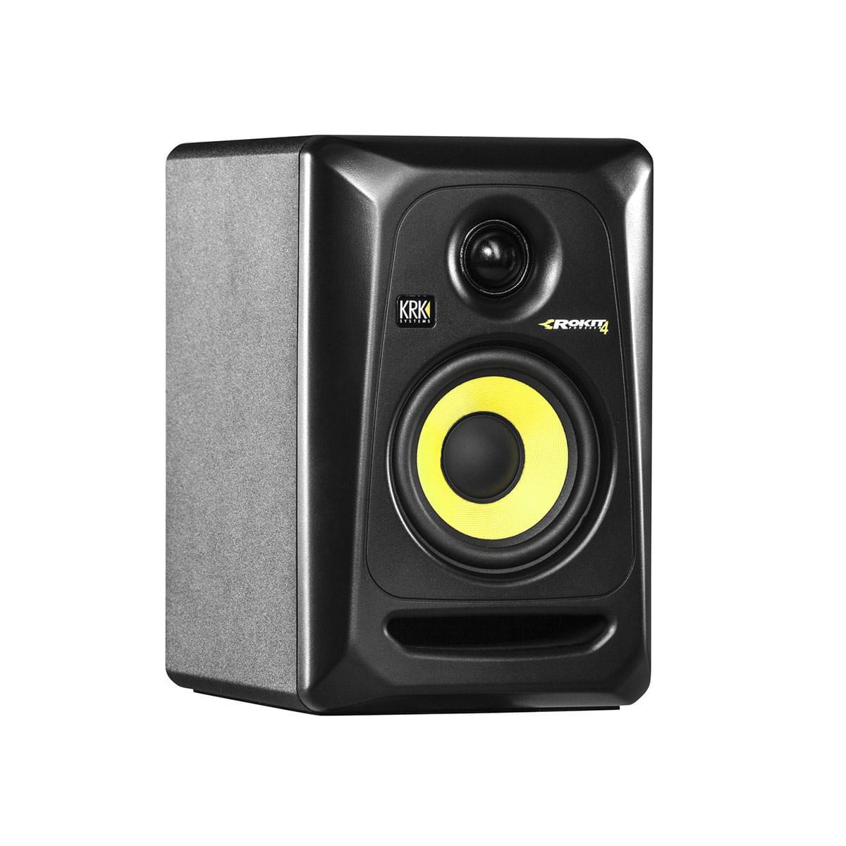 KRK Rokit RP4 G3 Studio Monitor (Individual) 1
