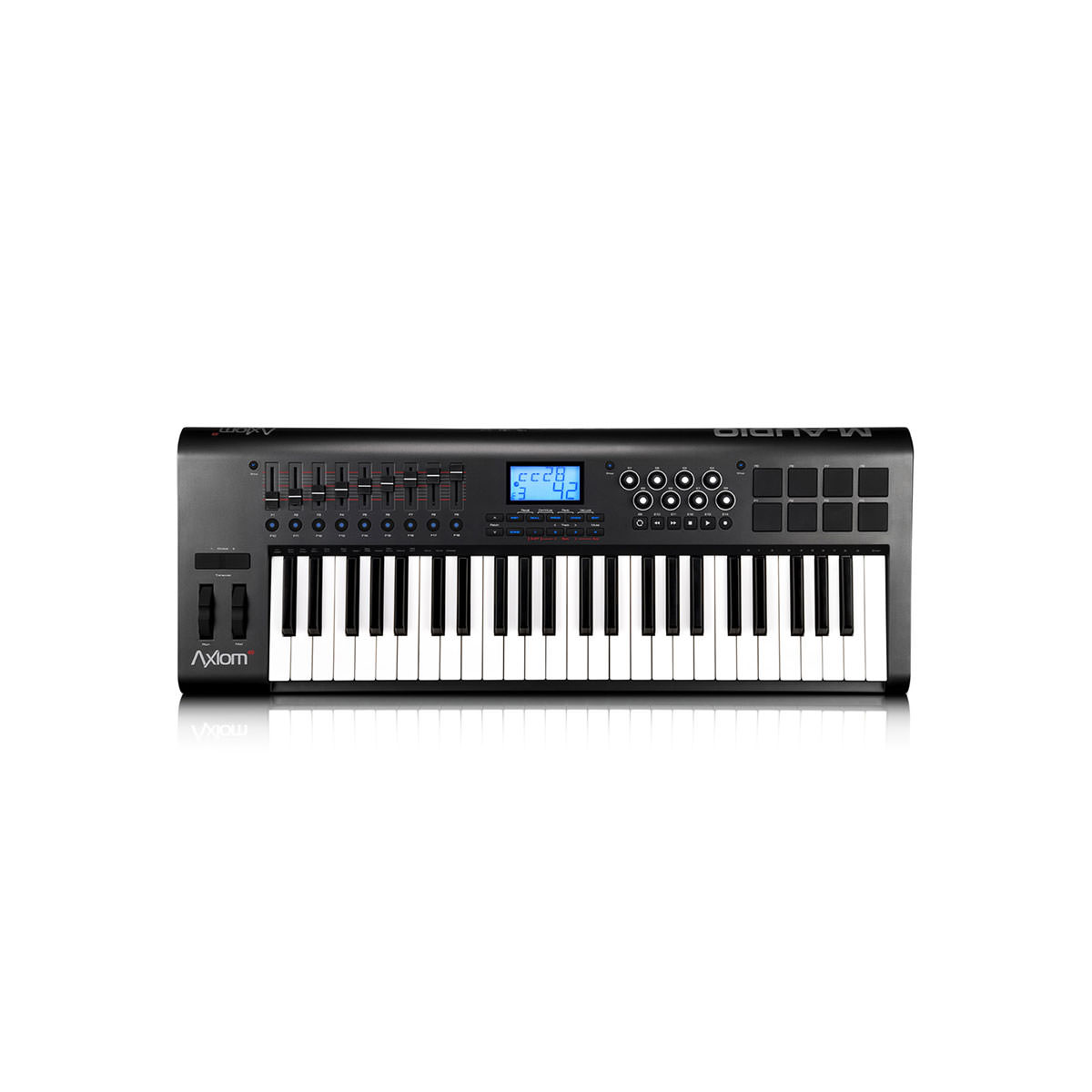 M-Audio Axiom 49 MKII Semi-Weighted USB MIDI Controller 1