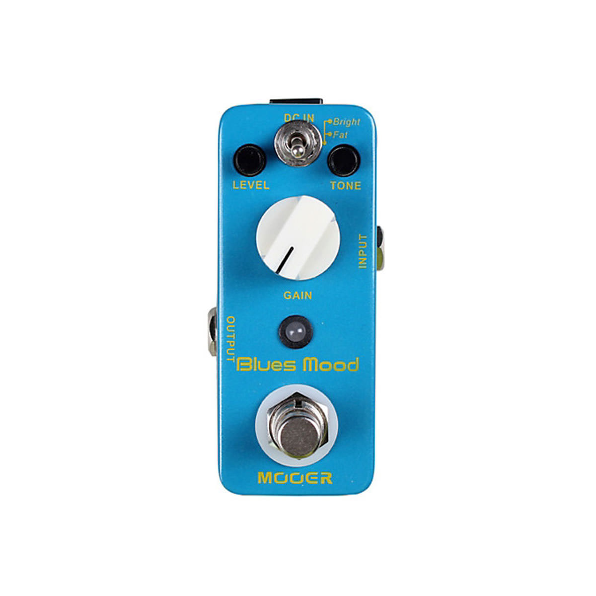 "Mooer ""Blues Mood"" Overdrive Pedal"