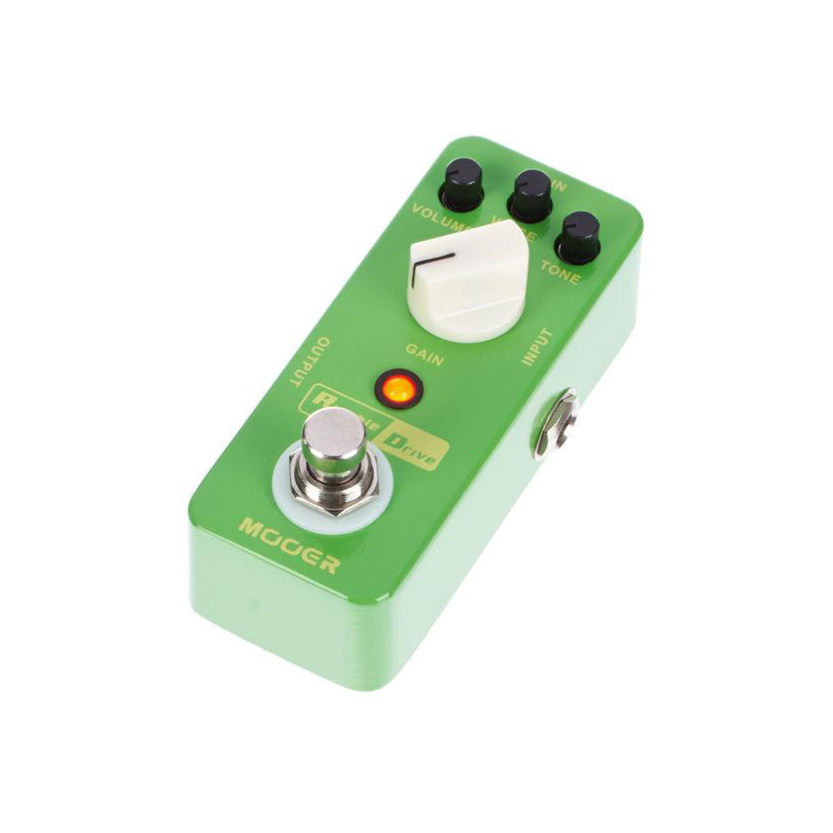 "Mooer ""Rumble Drive"" Overdrive Pedal"