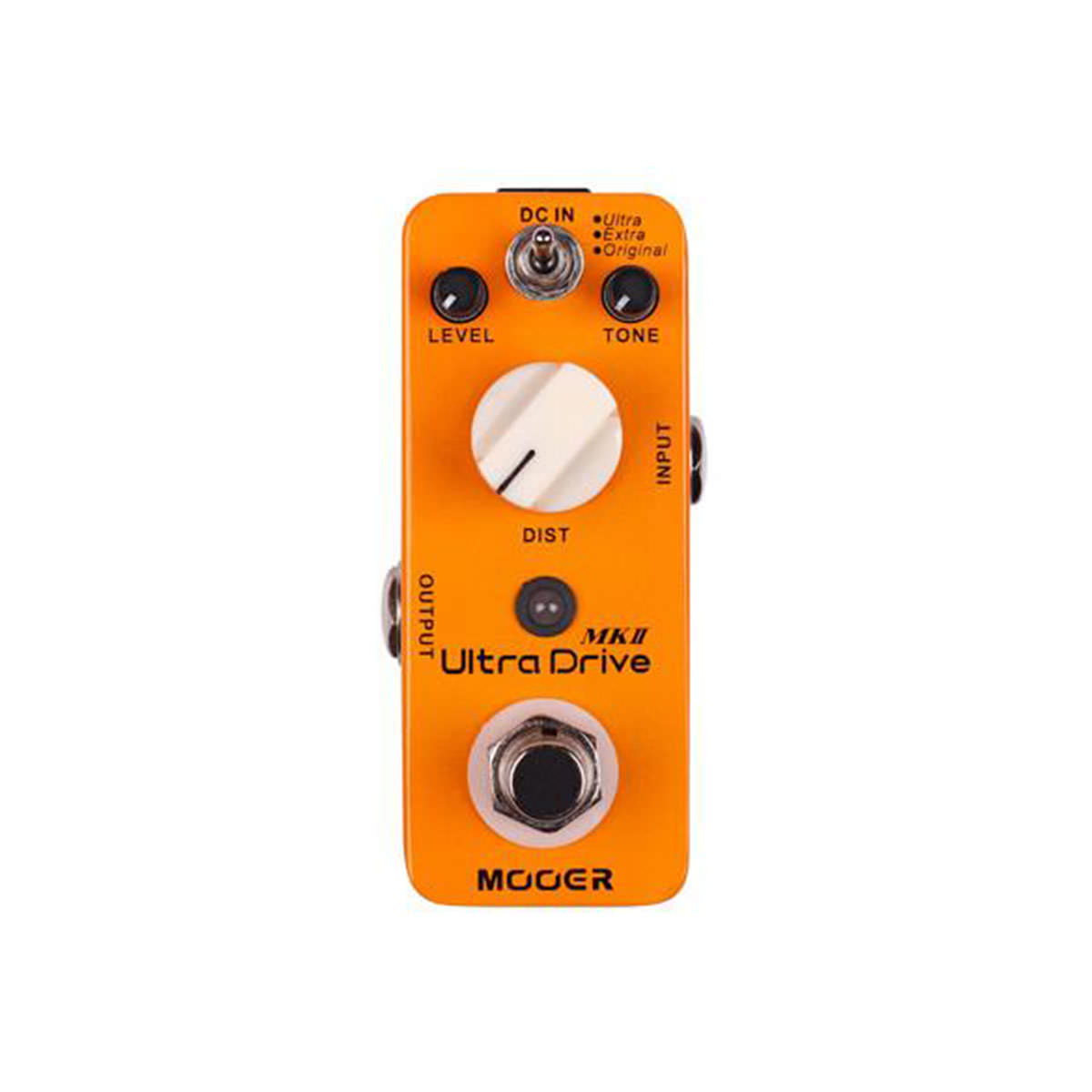 "Mooer ""Ultra Drive"" Distrotion Pedal"