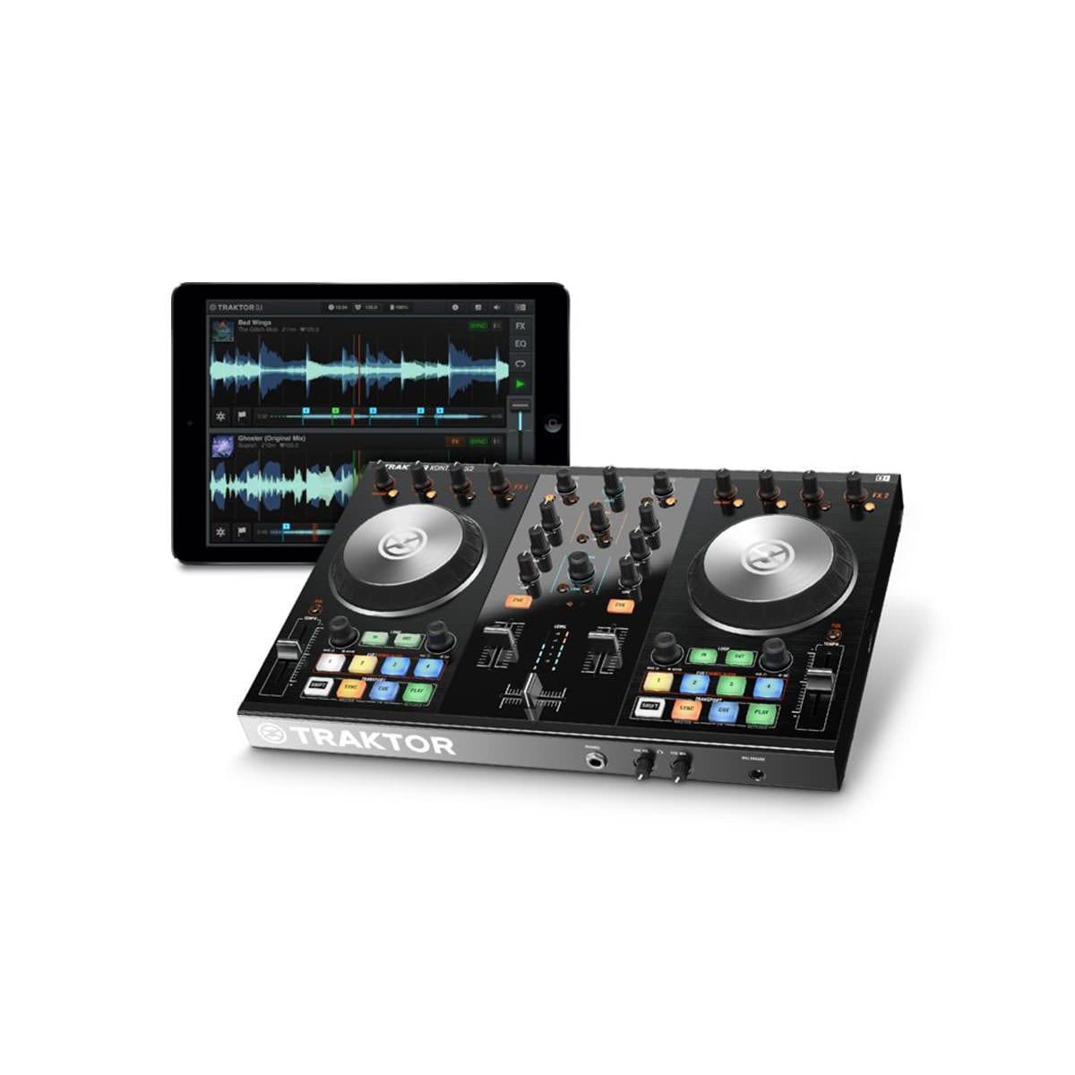 Native Instruments Traktor Kontrol S2 MK II DJ System