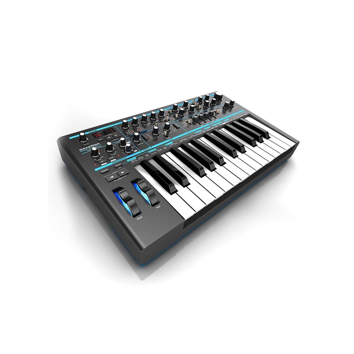 Novation Bass Station II Analog Synthesizer