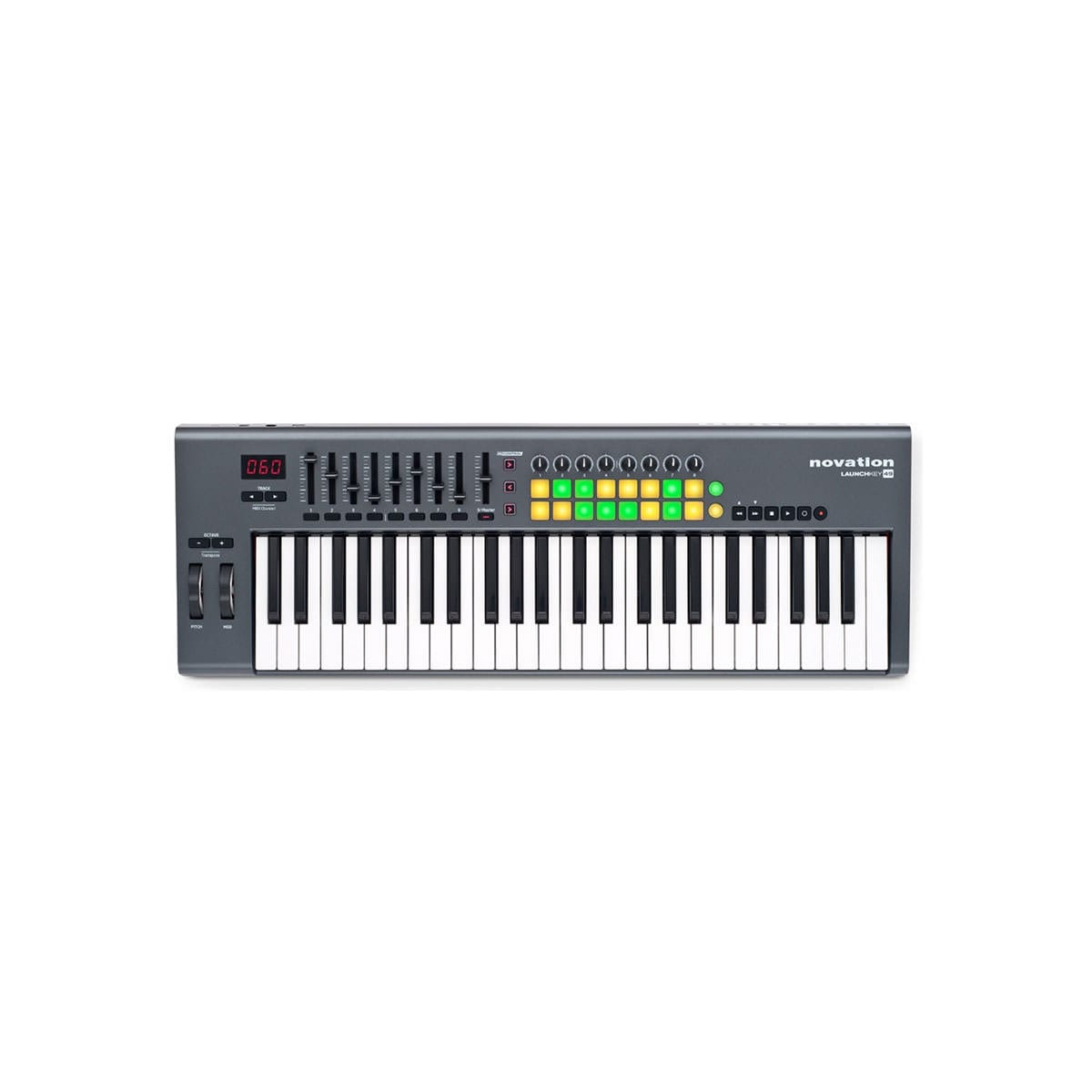 Novation Launchkey 49 Keyboard Controller 1