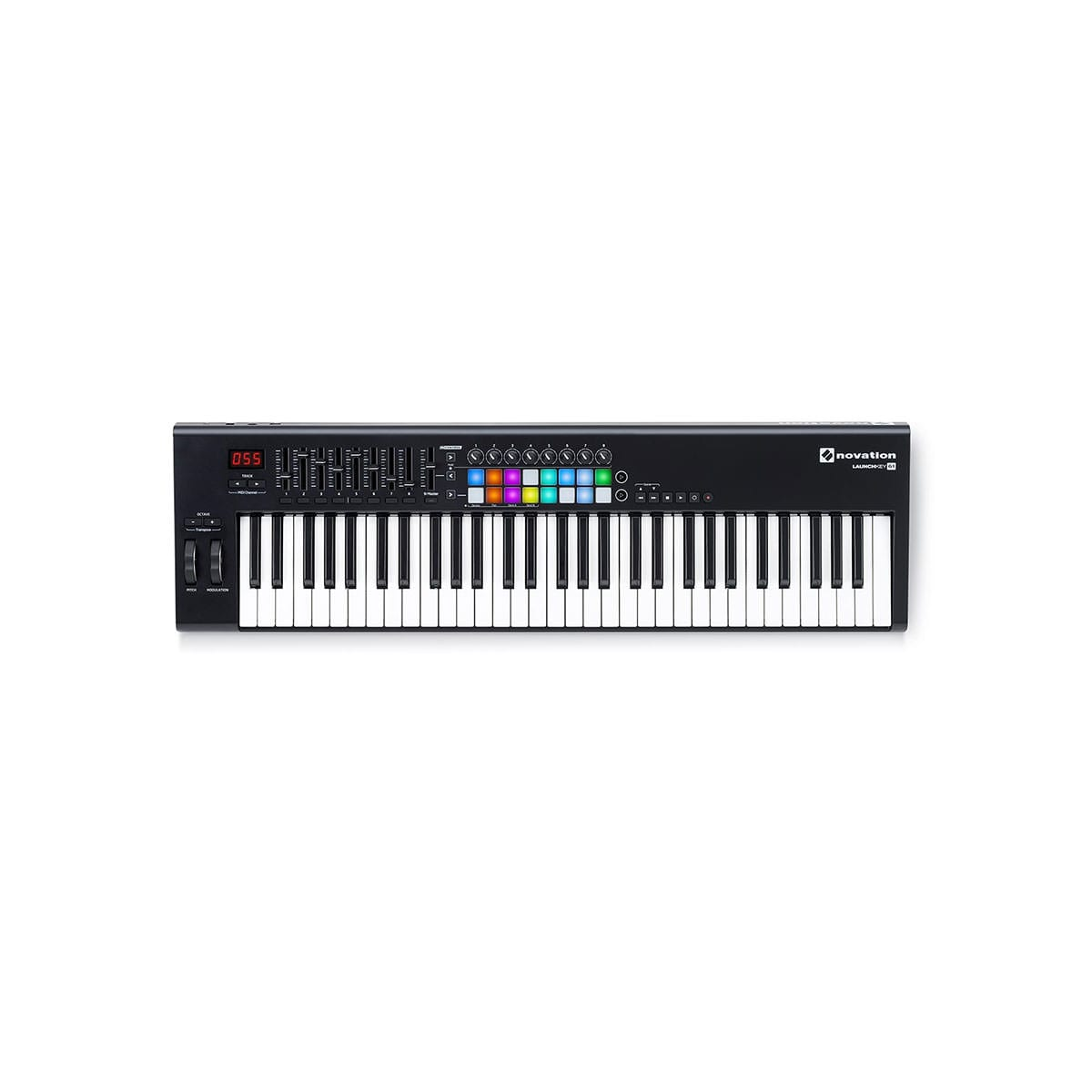 Novation Launchkey 61 Keyboard Controller 1