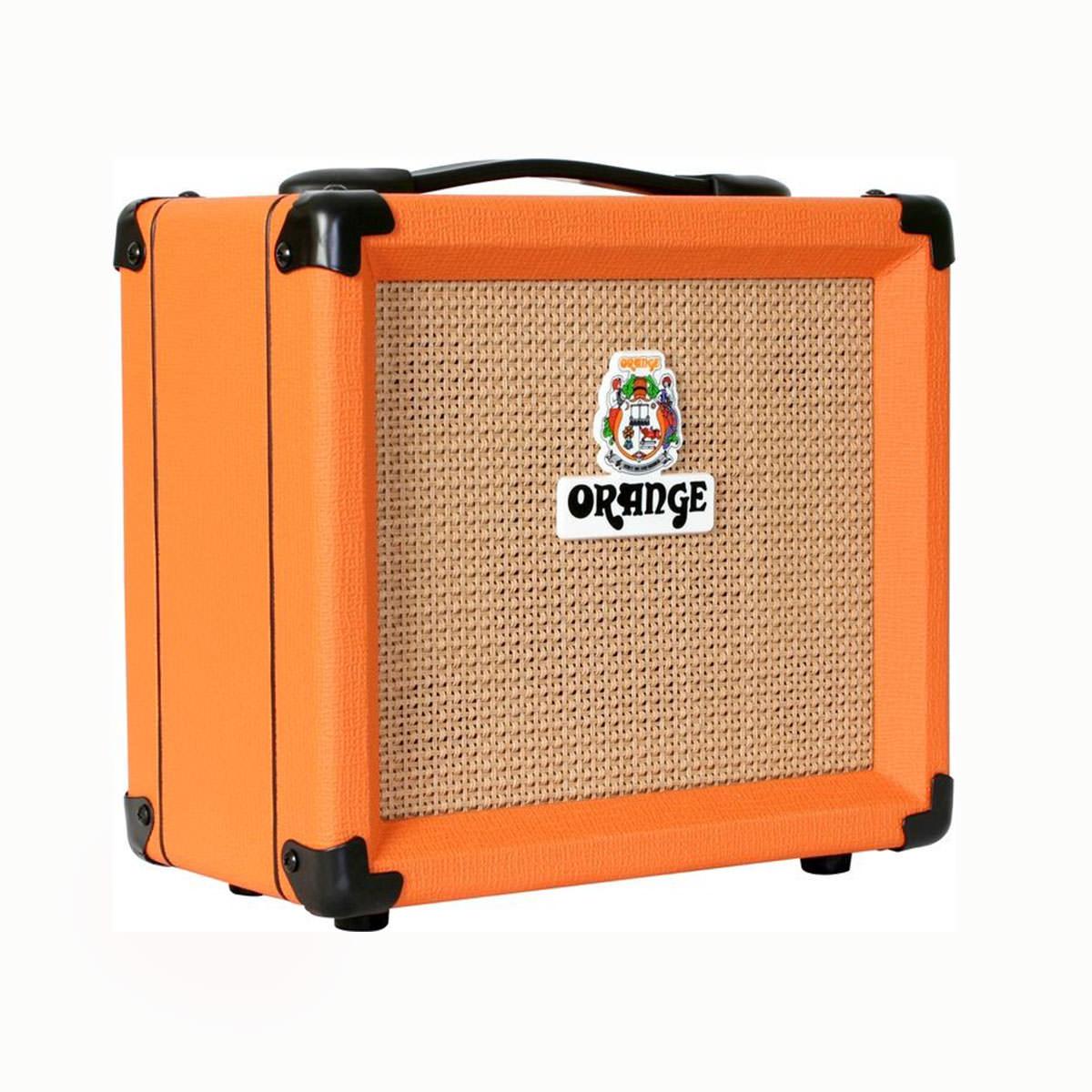 Orange Amplifiers Crush PiX Series 1×6 Guitar Combo Amp – 12W 1