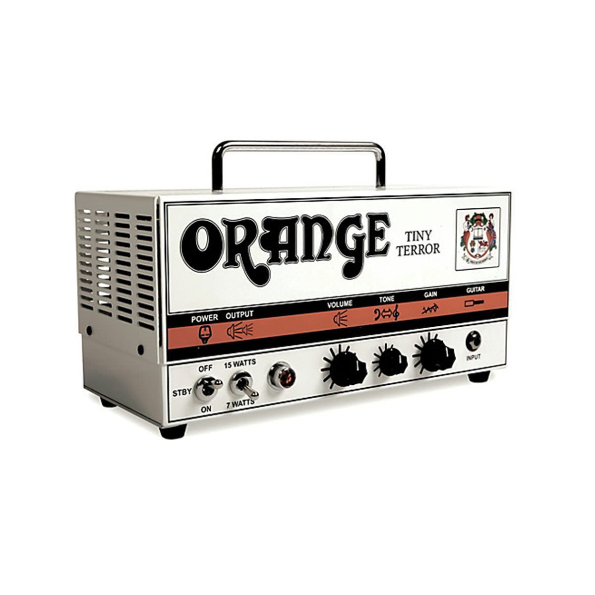 Orange Amplifiers Tiny Terror Hand-Wired Guitar Head – 15 W 1