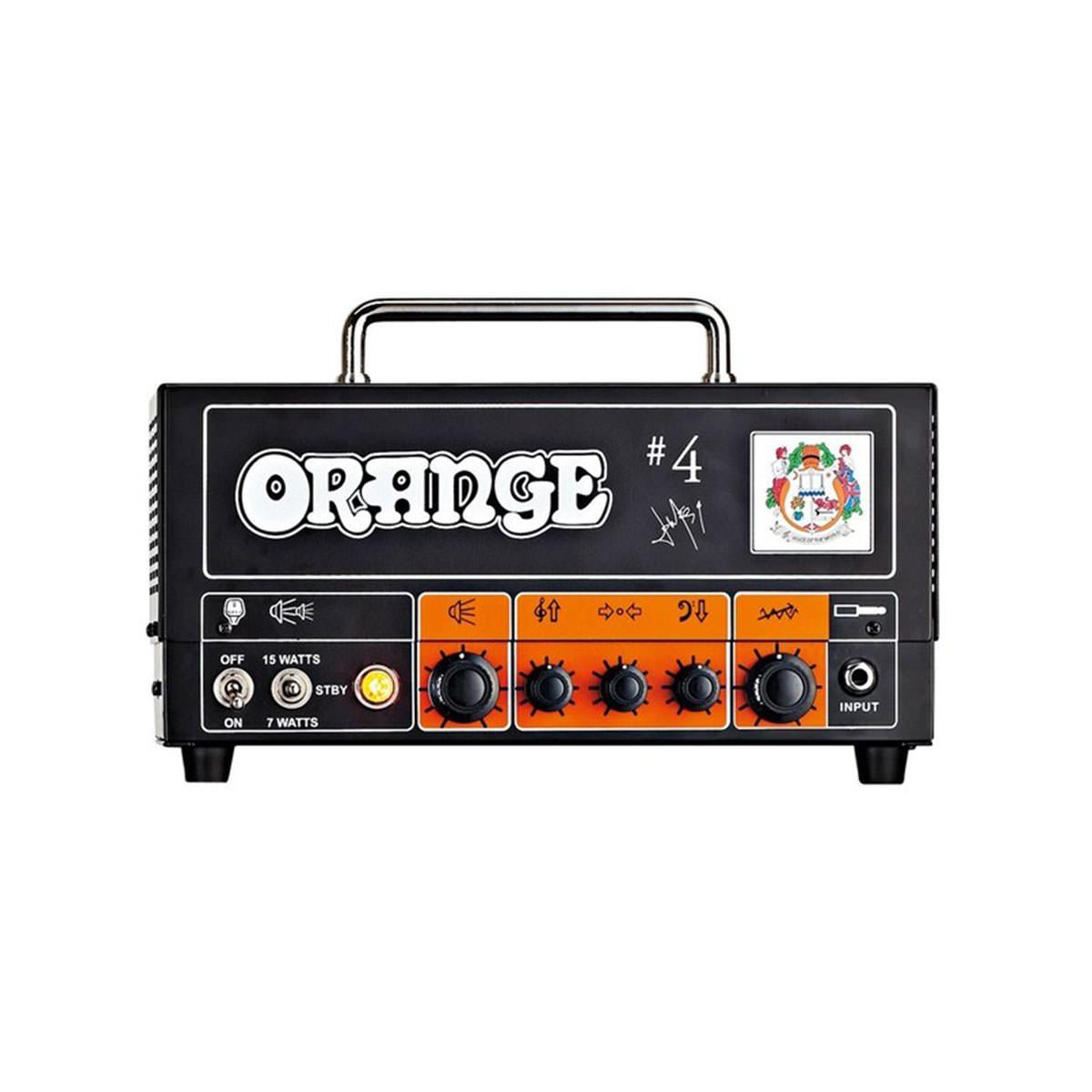 Orange Amplifiers Tiny Terror Jim Root Signature Tube Guitar Amp Head - 15W