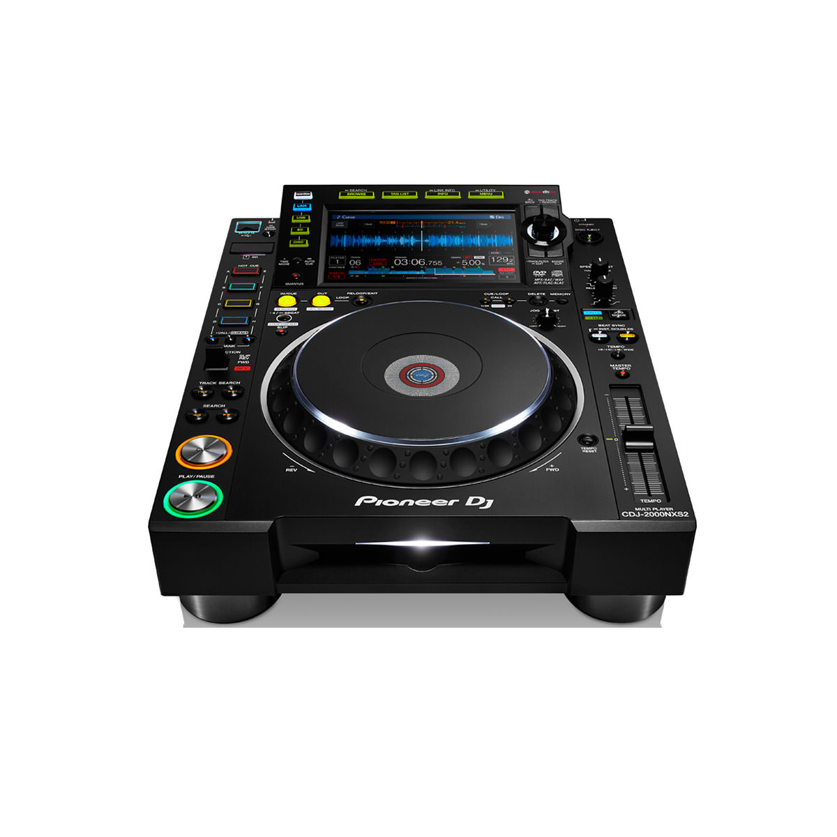 Pioneer CDJ2000NXS2 Professional DJ CD Player