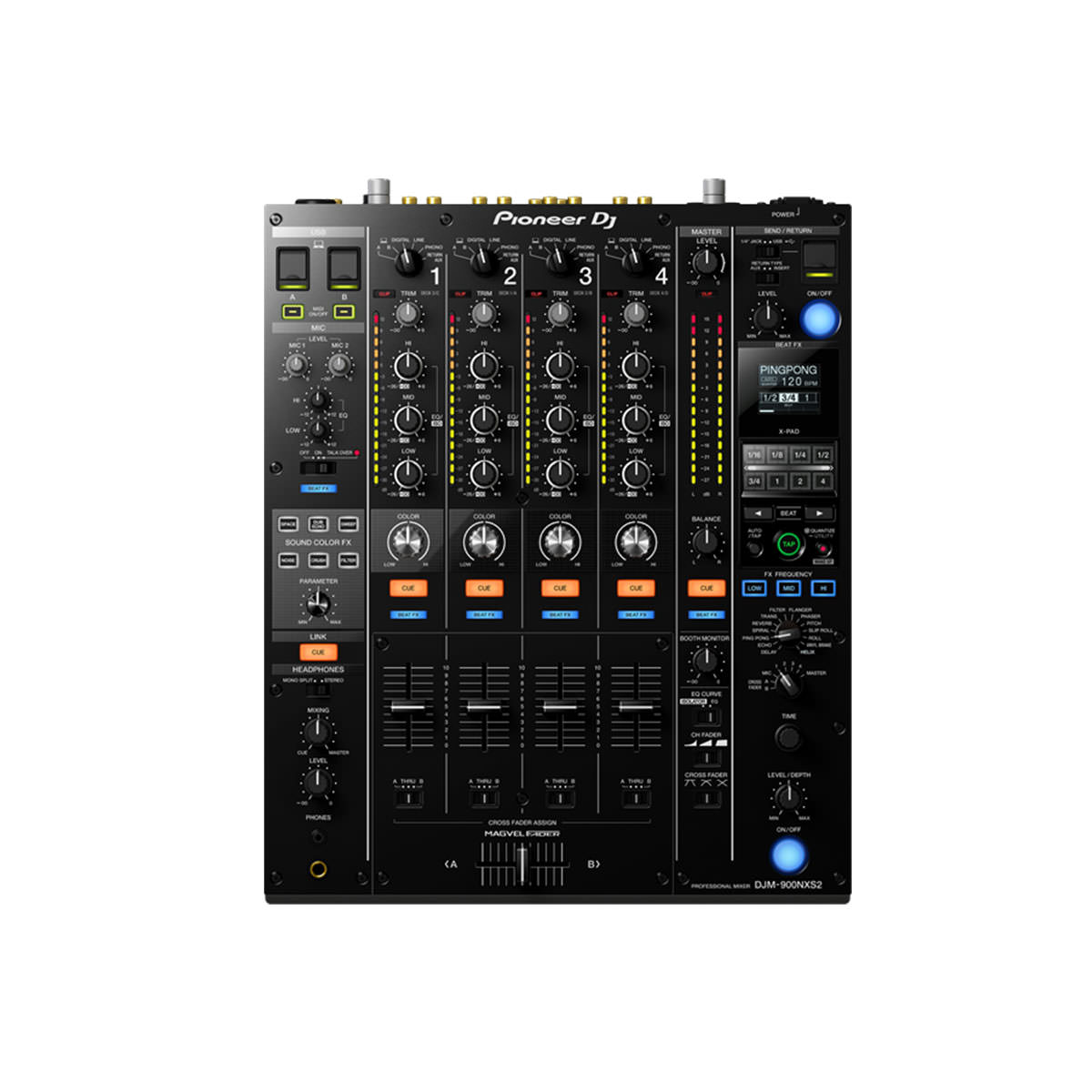 Pioneer DJM 900NXS2 DJ Mixer
