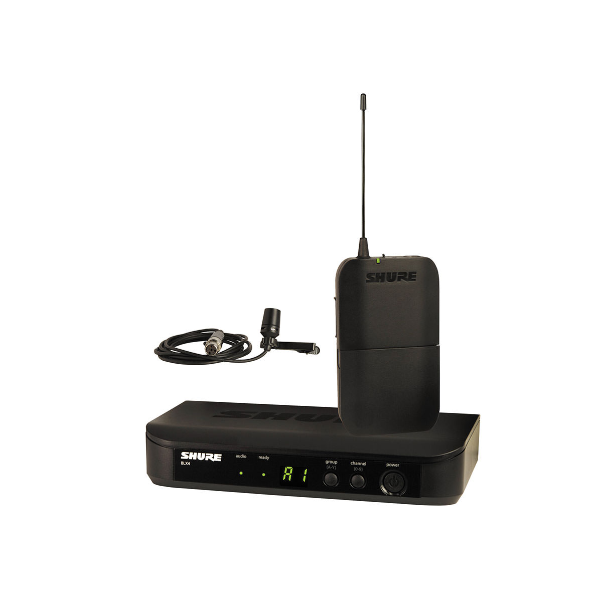 Shure BLX 14E/ CVL Lapel Wireless Microphone System